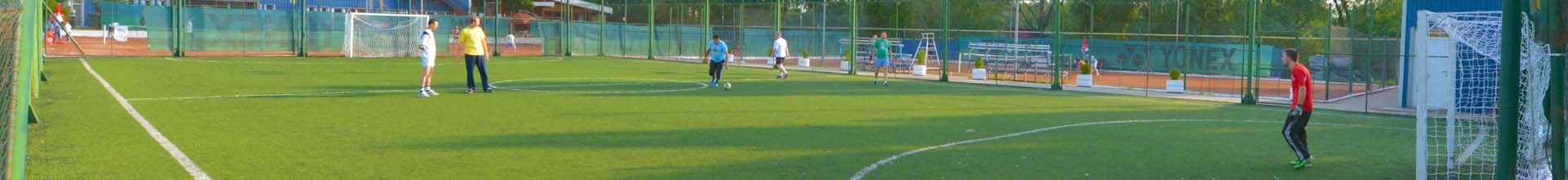 Fotbal - Activitati Activ Club Arad