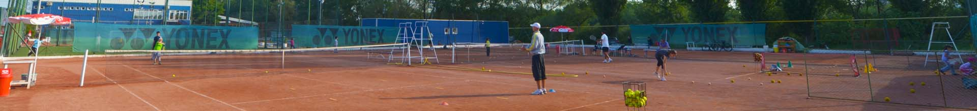 Tenis - Activitati Activ Club Health & Fitness Center, Arad